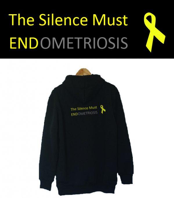 Endometriosis-yellow