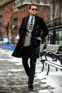 america men winter autumn trend