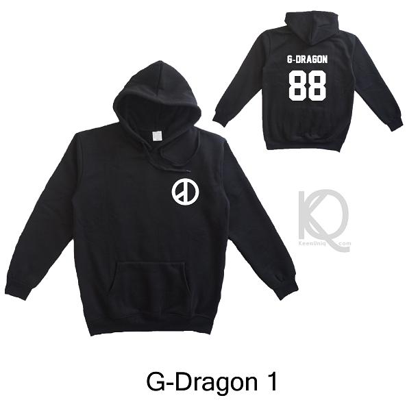 g-dragon kpop hoodie 1