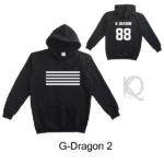 g-dragon kpop hoodie 2