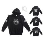 hoodie kpop BTS