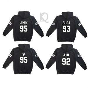 pullover hoodie kpop BTS