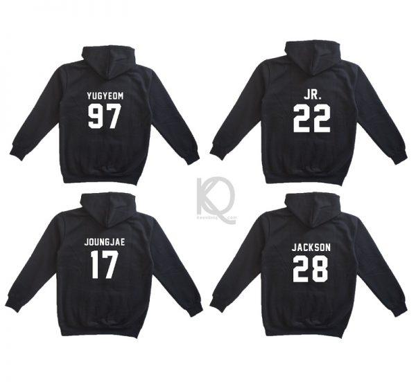 hoodie kpop got7 01