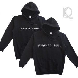 hoodie quote awaken soul