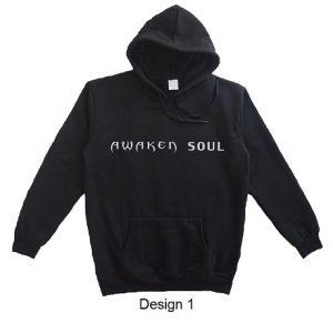 hoodie quote awaken design 1