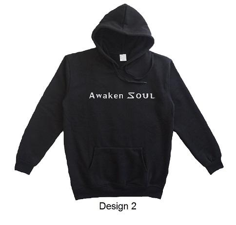 hoodie quote awaken design 2