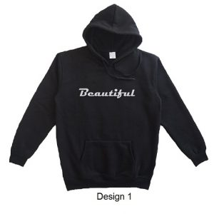 hoodie quote beautiful design 1