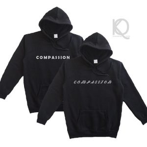 hoodie quote compassion