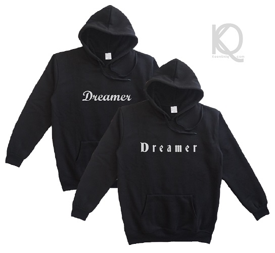 hoodie quote dreamer
