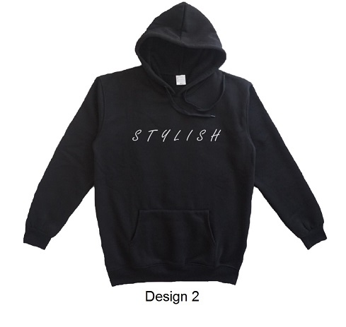 hoodie quote stylish design 2