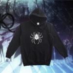 hunter x hunter anime pull up hoodie