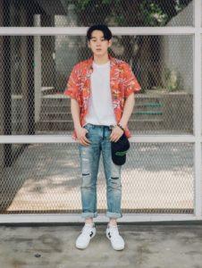 korean men summer spring fashion