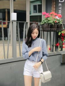 korean women summer spring trend