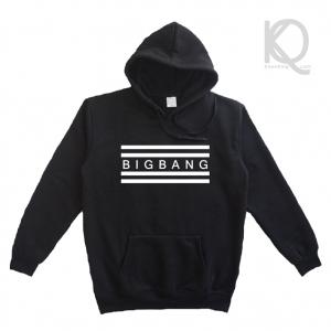 kpop bigbang hoodie front