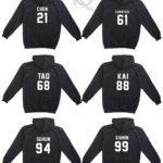 kpop exo hoodie 2