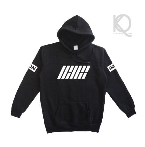 kpop ikon hoodie