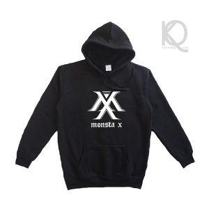 kpop monstaX hoodie