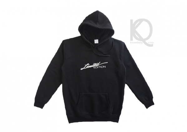 limited edition hoodie design