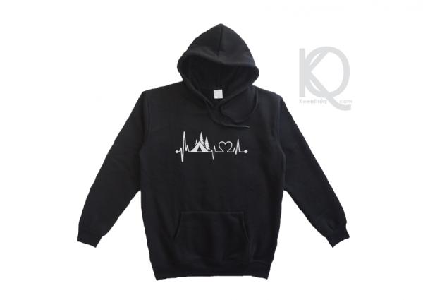 love camping hoodie design