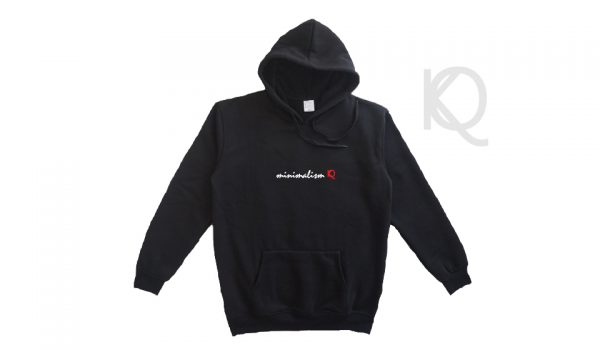 minimalism eco-friendly hoodie