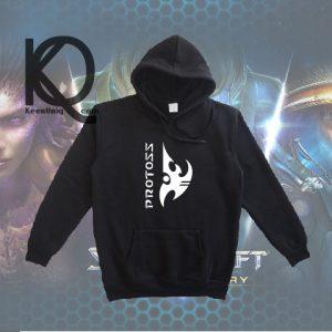 protoss starcraft pull up hoodie