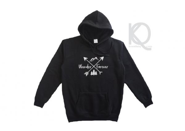 wander forever hoodie design