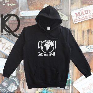 world citizen pull up hoodie